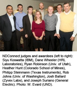 2011 ND Connect winners