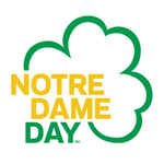 Notre Dame Day logo