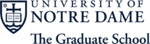 ND Graduate School logo