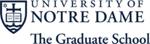 ND Graduate School logo