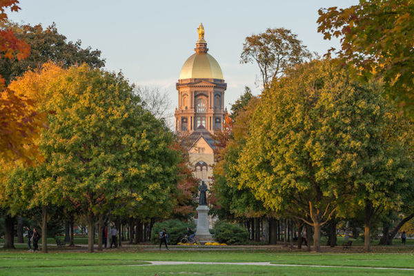 Notre Dame Research announces Internal Grant Awardees
