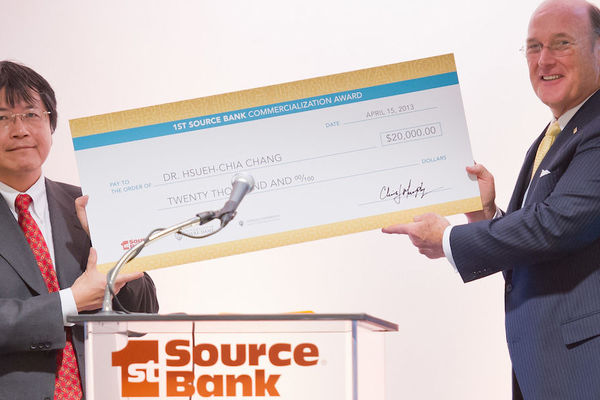 1st Source Bank Technology Commercialization Award Call for Nominations