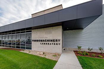 Notre Dame Turbomachinery Lab